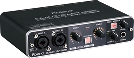 Roland Quad-Capture audio interfejs
