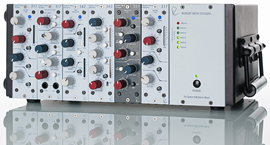 Rupert Neve R6 Six Space 500 Series Rack modular...
