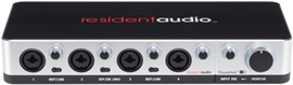 resident audio Thunderbolt T4 audio interfejs
