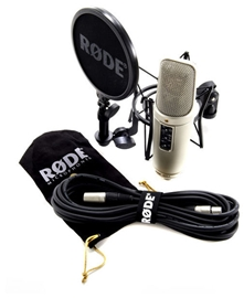 RODE NT2-A Studio Solution Set komplet