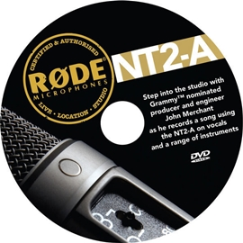 RODE NT2-A Studio Solution Set