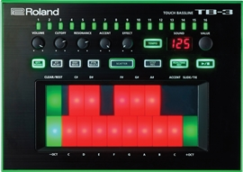 Roland TB-3 Touch Bassline bas synthesizer