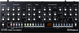 Roland SE-02 analogni synthesizer modul