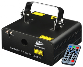 JB Systems SMOOTH SCAN-3 laser