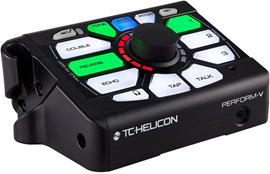 TC-Helicon Perform-V vokalni efekt procesor