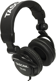Tascam TH-02 Black slušalice