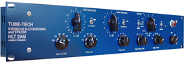 Tube-Tech HLT 2AM mastering ekvalizator
