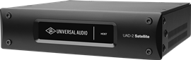 Universal Audio UAD-2 Satellite QUAD Co...