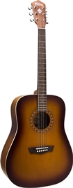 Washburn WD7S Matte Antique Tobacco Sunburst aku...
