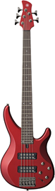 Yamaha TRBX305 Candy Apple Red bas gitara