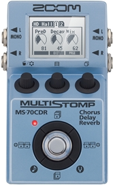 Zoom MS-70CDR multistomp gitarska pedala